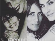 Gloria Pires é homenageada pelas filhas Cleo e Antonia no aniversário: 'Rainha'