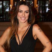 Cleo Pires sensualiza e exibe tatuagens em foto de biquíni: 'Bumbum para cima'