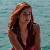 Globo erra nome de Marina Ruy Barbosa nos créditos de 'Justiça': 'Não conheço'