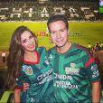 Anahí é casada com Manuel Velasco, político mexicano que atualmente é governador do estado de Chiapas