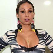 Valesca Popozuda se arrepende de preenchimento labial: 'Ficou feio e artificial'