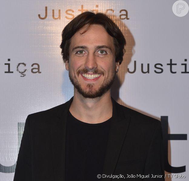 Igor Angelkorte, de volta à TV na minissérie 'Justiça', e Camila Pitanga têm planos de viajar para fora do Brasil depois que 'Velho Chico' chegar ao fim, em outubro de 2016