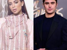 Anitta comenta relação com Zac Efron após rumores de affair: 'Ele é ótimo'