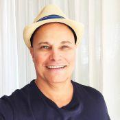 Edson Celulari segue firme em tratamento contra o câncer: 'Confiante'. Foto!