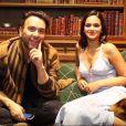 Bruna Marquezine  disse que seu 'crush' feminino é a cantora Rihanna e o masculino o ator Jesuita Barbosa