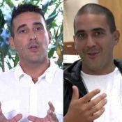 André Marques raspa a cabeça e é criticado na web: 'O que fez com o cabelo?'