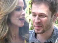 Ana Furtado brinca durante despedida de Tiago Leifert do 'É de Casa': 'Vaza!'