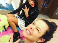 Bruna Marquezine e Fernanda Souza brincam em bichinhos de shopping: 'Vou bater!'