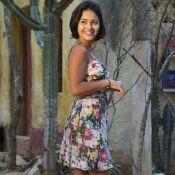 Giullia Buscacio, de 'Velho Chico', mantém a forma sem dietas: 'Bons hábitos'