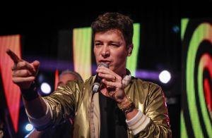 Rodrigo Faro canta em aniversário da filha de Roberto Justus em SP. Fotos!
