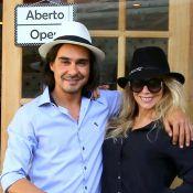 Danielle Winits se declara a André Gonçalves ao lembrar 'SuperChef':'Meu prêmio'