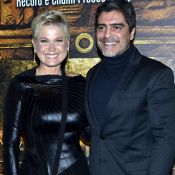 Xuxa faz jura de amor ao namorado, Junno Andrade: 'Te amarei com qualquer idade'