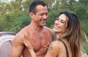 Cleo Pires e Malvino Salvador agitam web com banho juntos em 'Haja Coração'