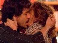 Elisa e Vicente se beijam em 'Justiça' e web reprova: 'Ele matou sua filha!'