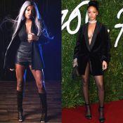 Ludmilla se inspira em looks de Rihanna ao se vestir: 'A maior musa de todas'