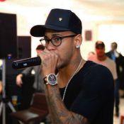 Neymar cantor é ação publicitária de marca de chocolate, entrega Wesley Safadão