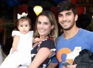 Deborah Secco define Galinha Pintadinha como tema do 1º aniversário da filha