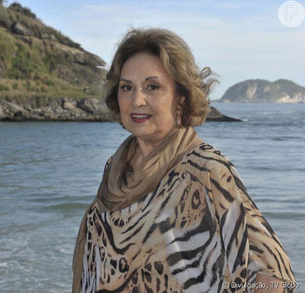 Eva Wilma comemora 80 anos neste sábado, 14 de dezembro de 2013