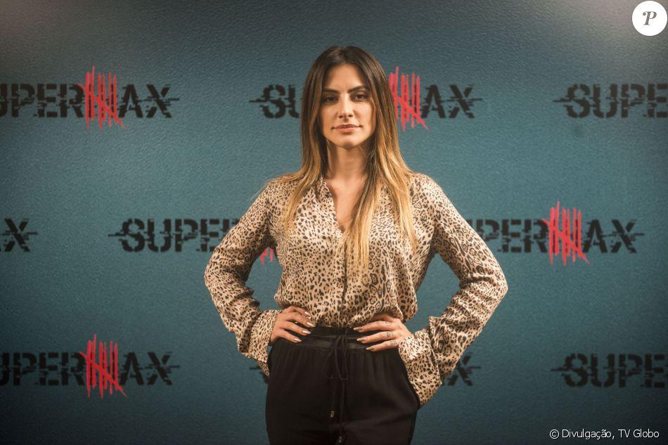 A série 'Supermax' vai estrear na próxima semana e Cleo Pires contou à coluna 'Beira-mar', da revista 'Veja Rio' deste sábado, 17 de setembro de 2016, que as gravações mexeram com seu emocional: 'Tive muitos pesadelos'