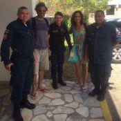 Policial que tirou foto com Domingos Montagner lembra: 'Pedi para o Santo viver'