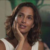 Camila Pitanga vai voltar a gravar 'Velho Chico':'Homenagear Domingos Montagner'