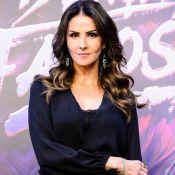 Fora do 'Dança Dos Famosos', Lisandra Souto mostra exame: 'Fratura na costela'