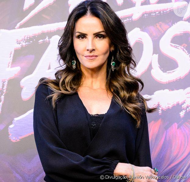 Lisandra Souto está fora do 'Dança dos Famosos', quadro do programa 'Domingão'. Faustão anunciou que atriz se machucou em ensaio neste domingo, 18 de setembro de 2016