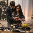Casal encanta fãs da novela 'Haja Coração'