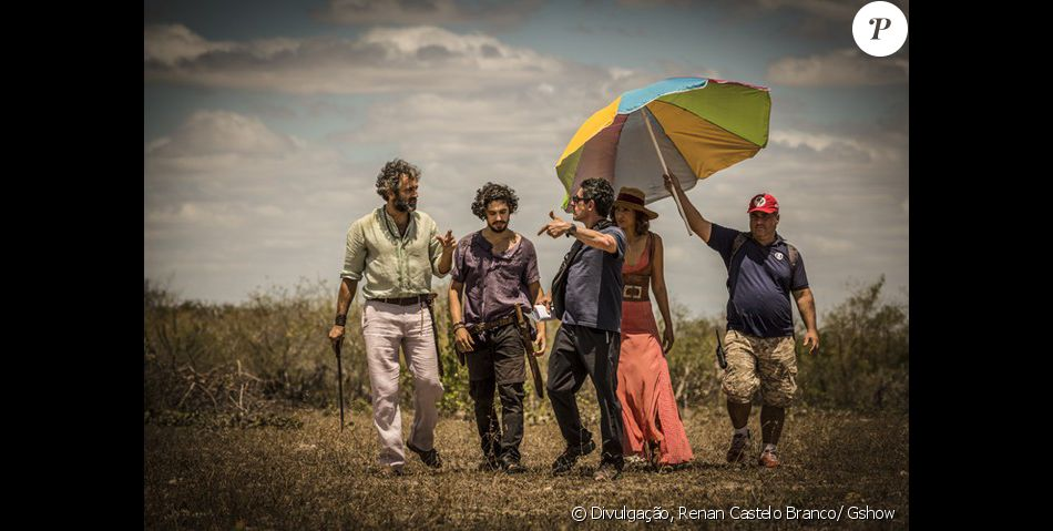 Domingos Montagner gravou com Camila Pitanga e Gabriel Leone no dia 15 de setembro, e horas depois se afogou no rio São Francisco, na novela 'Velho Chico'