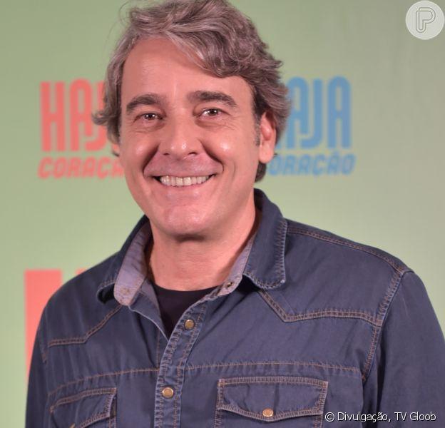 Globo Analisa Diminuir Papel De Alexandre Borges Em Novela Apos