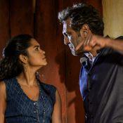 Fim da novela 'Velho Chico': Santo enfrenta Luzia para defender Olívia e Miguel
