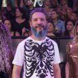 O designer de tatuagens participou da 16ª edição do 'Big Brother Brasil'