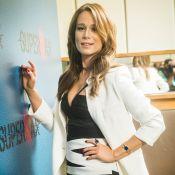 Mariana Ximenes teve dublê para cenas de sexo em 'Supermax': 'Não me expor'