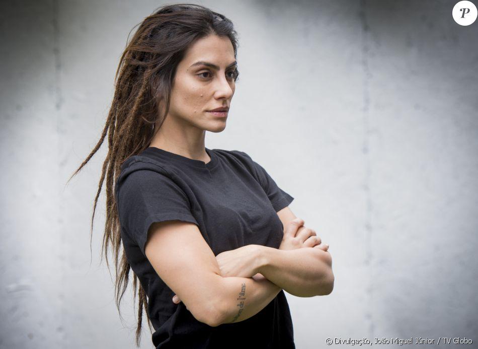 Cleo Pires foi o destaque da estreia da série 'Supermax' nas redes sociais, nesta terça-feira, dia 20 de setembro de 2016