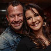 Kyra Gracie e o marido, Malvino Salvador, escolhem nome da filha caçula: 'Kyara'