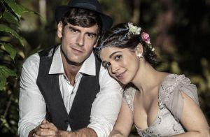 Novela 'Haja Coração': veja a história de amor de Shirlei e Felipe em 40 fotos