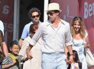 Brad Pitt admite ter gritado com os filhos, mas nega agressão: 'Sabe que errou'