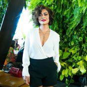 Juliana Paes se considera uma mulher sexy: 'De tanto falarem, acredito'