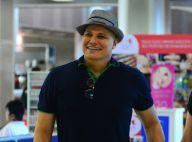 Edson Celulari, tratando câncer há 3 meses, comemora saúde: 'Fé que se renova'
