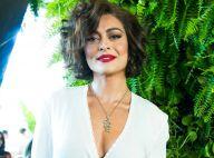 Juliana Paes assume visual cacheado e dá dica sobre cabelo: 'Difusor e babyliss'