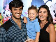 Felipe Simas será pai de novo! Mariana Uhlmann está grávida: 'Menina'