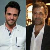 Rodrigo Lombardi elogia Domingos Montagner ao assumir seu papel na TV: 'Honrado'