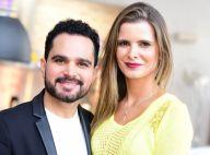 Luciano Camargo pede Flávia Fonseca em casamento pela quarta vez: 'Você aceita?'