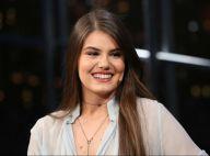 Camila Queiroz cogita carreira musical após cantar com Luan Santana: 'Empolgada'
