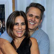 Gloria Pires lamenta morte de Falcon, presidente da Portela: 'Muita tristeza'