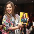 Maisa Silva lançou o livro 'Sinceramente Maisa', no qual conta mais sobre sua vida aos fãs