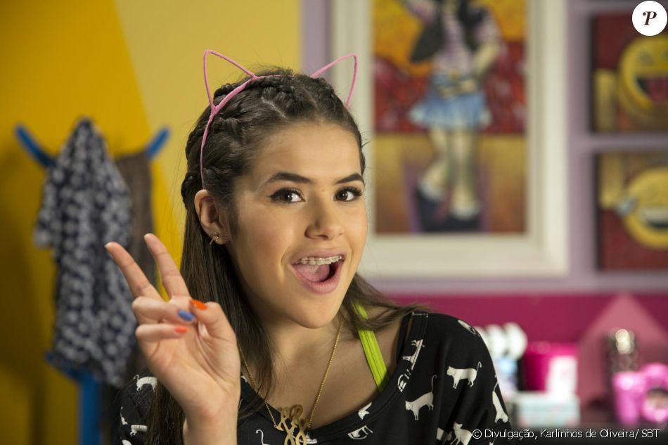 Maisa Silva antecipa estreia de personagem em 'Carinha de Anjo' na web nesta terça-feira, dia 27 de setembro de 2016