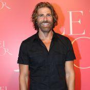 Reynaldo Gianecchini retoca barba semanalmente para 'A Lei do Amor': 'Três tons'