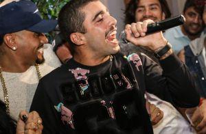 5178914a85c36 Pedro Scooby curte festa com Nego do Borel, Kayky Brito e mais famosos.  Fotos!