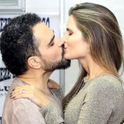 Flávia Fonseca aceita quarto pedido de casamento de Luciano Camargo: 'Sim!'